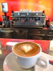 Coffee @ Illy espressamente, BLR