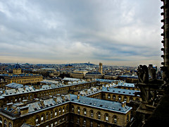 Paris desde el cielo (Jesus_l) Tags: paris europa francia jesusl