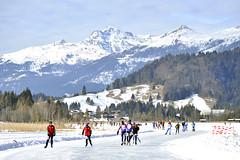 _AGV7128 (Alternatieve Elfstedentocht Weissensee) Tags: oostenrijk marathon 2012 weissensee schaatsen elfstedentocht alternatieve