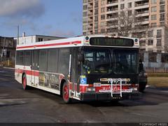 Toronto Transit Commission #7316 (vb5215's Transportation Gallery) Tags: new toronto flyer ttc 1999 transit commission d40lf