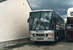 A649 EJS Volvo  B10M VanHool Alizee (ronnie.cameron2009) Tags: travel scotland volvo coach scottish passengers publictransport coaches psv pcv vanhool dingwall scottishhighlands rossshire bustravel highlandsofscotland coachjourney coachtravel rosscromarty passengertransport newtonstravel newtonscoaches fastclass passengertravel newtontravel newtonofdingwall smnewton