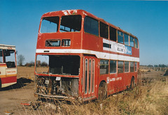 LFS 303F (markkirk85) Tags: new bus buses bristol nbc scottish scrapping eastern scrap vr lfs counties scrapped ecw 303f omnibuses lfs303f 121968 aa303