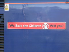 43132 We Save the Children Will you? (rob50037) Tags: children you save we will 43132