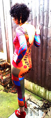 UNR CATSUIT LEOTARD BODYSUIT (UR NOT READY) Tags: new ebay will be designs soon on unr