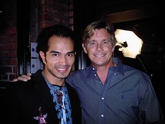 Diegodiego y Christopher Atkins (Theworldsnumberoneentertainer) Tags: world music news film television radio entertainment hollywood celebrities luminaries gossip rumors publicfigures diegodiego escandals