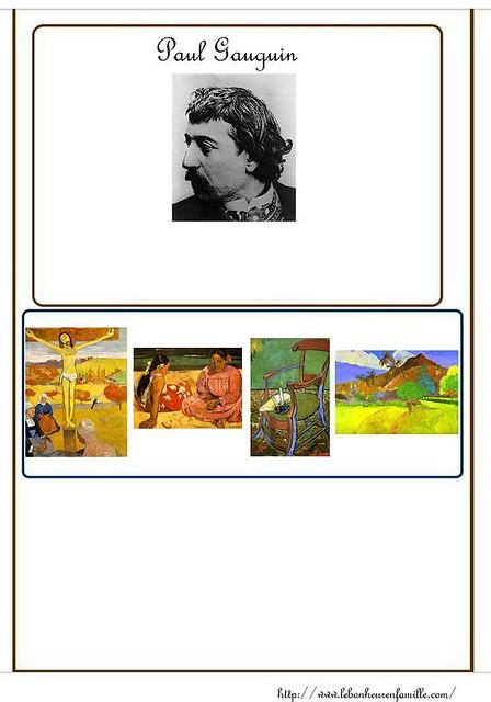 AAAAAAAAAAAAfeuille artiste gauguin