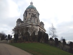 the ashton memorial (alorollo) Tags: trees building history effects photography personal places ashtonmemorial