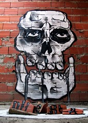 El Fantasma Carmesí... (Allanai Nhesta) Tags: crimson club ghost el fiend misfits bolsón nhesta
