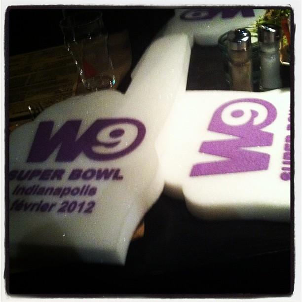 Ya du doigt ce soir ! #SuperBowl #W9