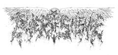 TOWER OF SILENCE (A N T E D I L U V I A N) Tags: moon metal logo death blood ancient destruction acid apocalypse evil alcohol satan ritual void epic sacrifice mutation zoroastrianism annunaki nibiru mangledflesh meltingskin