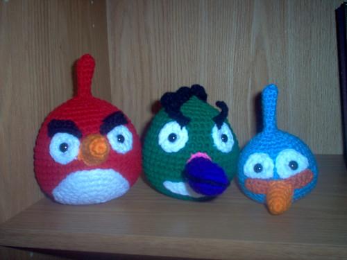 Amigurumi Angry Birds Star Wars : Flickriver: Random photos from Geek Paper Scissors pool