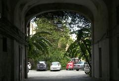 L'aparcament, Palazzo  d'Aiutamicristo