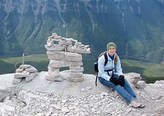 20090911_Ryan_in_Banff_0009.jpg (Ryan and Shannon Gutenkunst) Tags: canada hiking hike alberta banff mountrundle