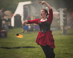 Janesville Renaissance Faire - 2016 (SauceyJack) Tags: show portrait girl face wisconsin fire dance costume dancing cosplay may entertainment fantasy actor faire perform pyro performer renaissance renaissancefaire janesville entertain pretend 2016 lrcc 7020028isiil sauceyjack canon1dc pyropenumbra lightroomcc janesvillrenaissancefaire
