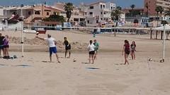 Voley Playa Hibernis Mare 21 mayo 2016  (3) (Visit Pilar de la Horadada) Tags: yoga playa alicante roller invierno recharge hatha patinaje costablanca voley zumba ludoteca pilardelahoradada vegabaja milpalmeras hibernismare