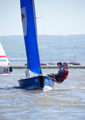 DSC07671-e.jpg (Mac'sPlace) Tags: west club kirby sailing racing firefly dinghy westkirby 2016 wilsontrophy wksc