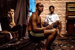Bastidores e Debates (hbaratella) Tags: brasil ensaio teatro photography theater sopaulo scene fotografia abel cenas pea caim caimeabel