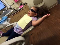 IMG_5573 (jcravenc) Tags: doctor batman target april snapshots dentist rhian iphone 2016 jcravenc april2016