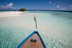 somewhere in Indian ocean (Tati___Tata) Tags: ocean male beach water sand indian bikini maldives sandbank maafushi