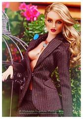 Savile (Michaela Unbehau Photography) Tags: uk summer sun mannequin beauty fashion ball photography model doll dolls fotografie kingdom 16 resin mode fashiondoll sonne couture michaela puppe kd savile jointed quarterly unbehau