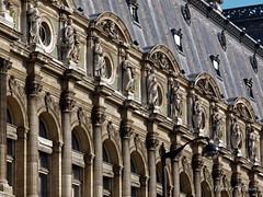 Htel de ville de Paris (thierrymasson94) Tags: paris france statue architecture hteldevilledeparis