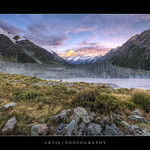 Aoraki Mount Cook, MacKenzie, South Island, New Zealand :: HDR