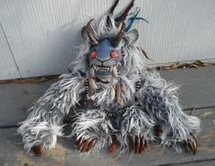 amos3 (missmonstermel) Tags: monster toy doll soft artist dolls ooak cast resin fangs sabertooth missmonster