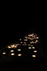 Velas de Notre Dame / Candles in Notre Dame (Olga Perdiguero Garca) Tags: paris france candle notredame vela notre dame francia