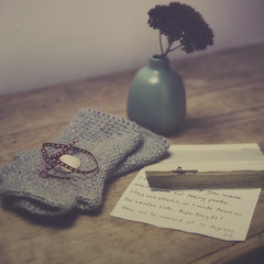 27/30 (Kirstin Mckee) Tags: driftwood maybe fingerlessgloves summersdream onedayiwilllearnhowtoknit inspiredbykinfolk