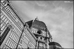 The Duomo (Beau Bye) Tags: bw italy canon florence 7d duomo 1755