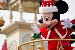 Disney's Santa Village Parade | Tokyo Disneyland ( (nagi)) Tags: japan chiba mickeymouse  tokyodisneyland tdl tdr  tokyodisneyresort