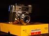 DSC02270 (Evansshoots) Tags: camera vintage 50mm kodak rangefinder 28 135 braun 56 135mm schneider kreuznach xenar paxette bromesko