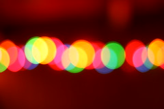 'Tis The Season () Tags: lights rainbow bokeh christmaslights dots bokehdots