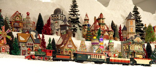 Christmas Lionel Trains