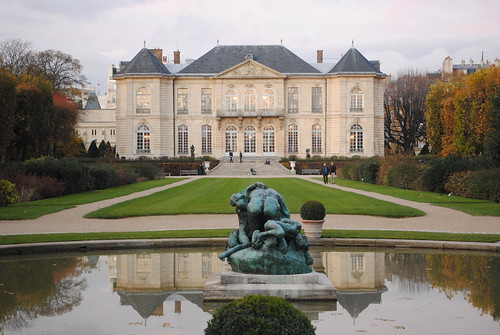 Jardim do Musée Rodin by demiante, on Flickr