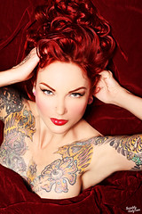 LeaVendetta, Photo terribly Girly