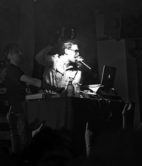 The Horrorist Live in Malta 2011 (oliverchesler) Tags: musician music underground concert artist december tour gig livemusic malta electronicmusic singer electro techno electronic liveperformance songwriter liveshow 2011 ebm synthpunk thehorrorist electronicbodymusic tattingers oliverchesler thingstocomerecords 240700mmf28 shiftmalta