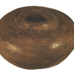 "<b>Round Vessel with Rounded Bottom, Slight Taper</b><br/> ""Round Vessel with Rounded Bottom, Slight Taper ""  Earthenware, n.d. (Pre-Columbian) LFAC #720<a href=""http://farm8.static.flickr.com/7004/6466102261_17b79171bf_o.jpg"" title=""High res"">∝</a>"