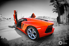 Lamborghini Aventadoor LP700 [Explored] (Tareq Abuhajjaj | Photography & Design) Tags: light red sky bw orange moon white black cars car sport yellow night race speed photography lights design photo big high nice nikon flickr power top wheels fast gear turbo saudi arabia manual carbon fiber rims lamborghini riyadh  2012 2010 ksa  070 tareq         d700      tareqdesigncom tareqmoon tareqdesign  abuhajjaj  lp700 aventadoor