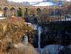 La cascade de Salin (lAuze)