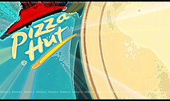 Pizza Hut .. =D (    , ) Tags: hot tasty pizza hut pizzahut edit qatar qtr ameera   amoora
