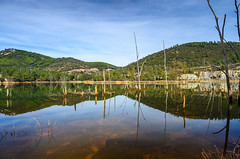 Lago (_Rjc9666_) Tags: reflection water lago riotinto lac 38 185 ruijorge9666
