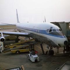 Pan Am DC-8 (Andy961) Tags: nyc ny newyork aircraft airplanes jfk airports panam airliners paa panamerican douglasdc8 n812pa