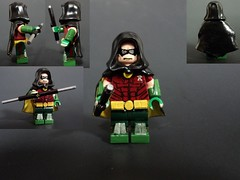 Robin (billbobful) Tags: city robin tim lego dick grayson batman stick drake asylum arkham collaspable