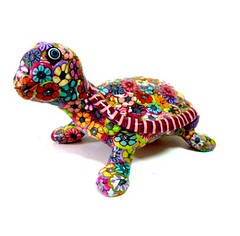 turtle (**mira pinki krispil-colors of life ***) Tags: sculpture art animal handmade turtle fimo clay pinki polymer          mirakris