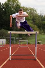 (Kathy~) Tags: man motion sport person jump action highschool fc hurdles trackandfield herowinner ultraherowinner thepinnaclehof tphofweek129