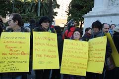 Manifestazione Cgil 19 dicembre 2011 . 53 (Genova citt digitale) Tags: genova monti manifestazione cgil decreto