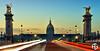 Sunrise (A.G. Photographe) Tags: bridge paris france sunrise nikon invalides ag pont nikkor alexandre français hdr lesinvalides parisian pontalexandre anto photographe xiii alexandreiii parisien d700 antoxiii bestcapturesaoi hdr5raw agphotographe