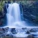 Dubh Loch Waterfall