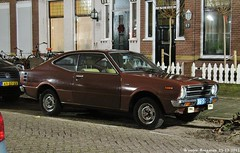 Toyota Corolla Hardtop Coup 1977 (XBXG) Tags: auto old classic hardtop haarlem netherlands car japan vintage asian japanese automobile nederland voiture toyota 1977 paysbas japon corolla coup ancienne asiatique toyotacorolla japonaise 86sg52 sidecode3